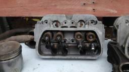Kit Motor 1600 alcool Fusca/ Brasilia /Kombi comprar usado  Extrema