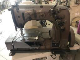 Máquina de costura Picueta Union Special de duas agulhas