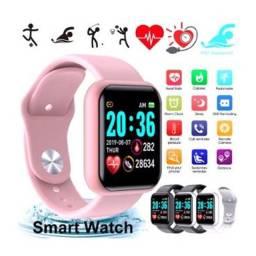 Relógio Smartwatch Android Ios Inteligente D20