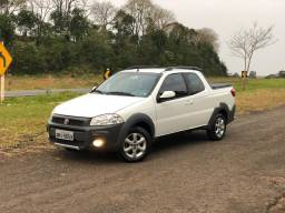 Fiat Strada 1.4 Working CD - 2015