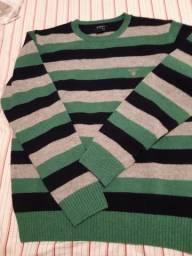 Título do anúncio: Suéter de lã  da Gant