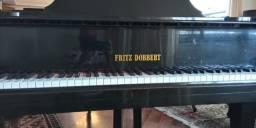 Piano Fritz Dobbert 1/2 Cauda C188 Acústico C 188