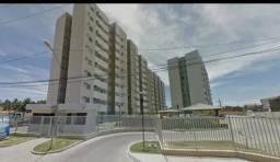 Lauro 2/4 com suíte Nascente no Morada Real