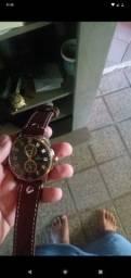 Relógio Orient,uma semana de uso. (Aceito trocas)