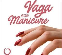 Procuro manicure para parceria em salão