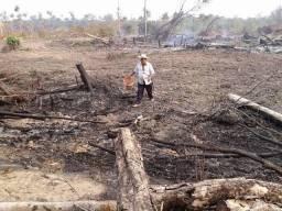 Fazenda Sentido Manaus - 75 km depois de Humaita - na beria da BR