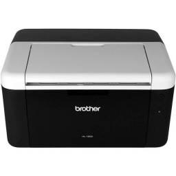 Impressora Laser Brother Hl-1202 Monocromatica, 110V, Preto