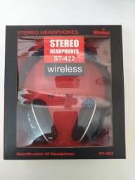 Head fone Bluetooth