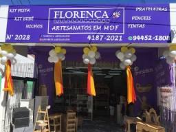 Vende-se Loja de Artesanato em MDF em Carapicuíba SP