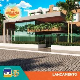 Lancamento - Aruana Praia Residence - 2 qts + Suite + Varanda Goumet - Na Aruana!