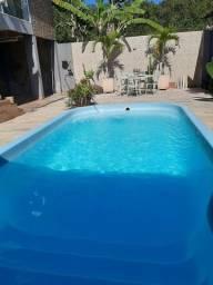 Título do anúncio: Casa com piscina - Rio das Ostras-RJ