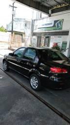Título do anúncio: Siena 1.4 tetraflue 2008/2009 completo cor preta
