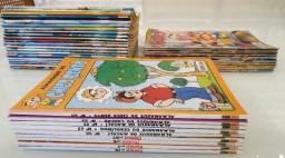 Título do anúncio: 41 Gibis turma da monica e outros revista em quadrinhos