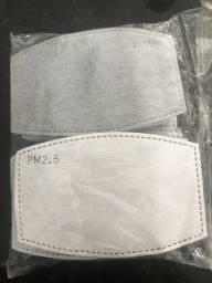 Pm2.5 N95 Am Filtro De Carbono Máscara Facial Respiraçã