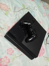 Título do anúncio: PS4 USADO 2 CONTROLES E 6 JOGOS