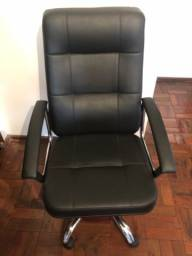 Título do anúncio: Cadeira escritório presidente seminova