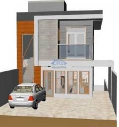 Sobrado com 3 dormitórios à venda por R$ 580.000,00 - Portais (Polvilho) - Cajamar/SP