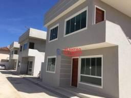 Casa 02 quartos sendo 01 suíte com terraço - Jardim Atlântico - Rio das Ostras/RJ