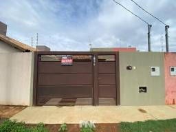 Casa para aluguel, 2 quartos, 2 vagas, Jardim Santa Emília - Campo Grande/MS