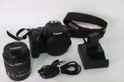 Título do anúncio: Câmera Canon SL3 4K Completa + brinde