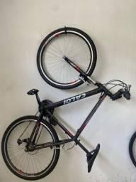 Título do anúncio: Duas bikes Caloi novas  e suporte para carro