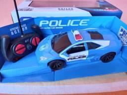 Carro Policia de controle