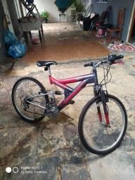 Título do anúncio: Bicicleta com 21 machas
