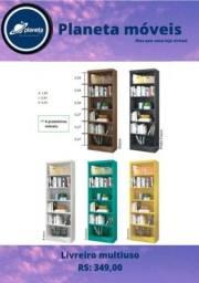 Título do anúncio: Livreiro 2 portas com gaveta