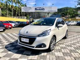 208 2018/2019 1.6 GRIFFE 16V FLEX 4P AUTOMÁTICO