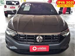 Título do anúncio: Volkswagen Jetta 2019 1.4 250 tsi total flex r-line tiptronic