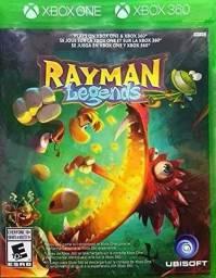 Rayman Legends x box one.