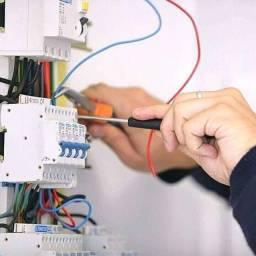 Título do anúncio: Eletricista profissional