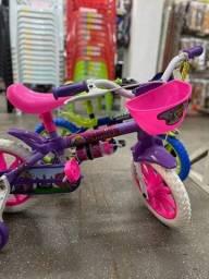 Título do anúncio: Aproveite promoção relampago bicicleta nova aro 12 infantil