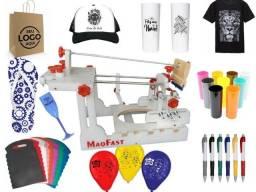 Título do anúncio: Kit Completo Serigrafia Silk - Maqfast
