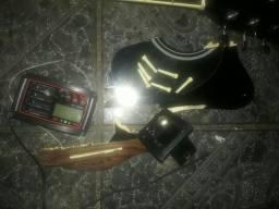 Peças usadas de violão
