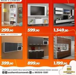 Título do anúncio: Promoção de móveis 100% mdf