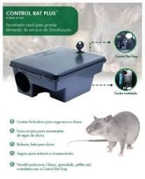 Título do anúncio: Porta Iscas Para Ratos -c163