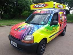 Carro de Churros Kangoo pronta para trabalhar!!!!