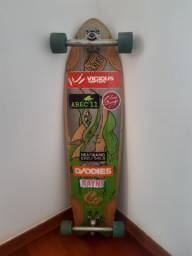 Longboard Skate Comet