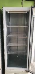 Freezer/Conservador/Refrigerador Vertical Porta de Vidro Gelopar