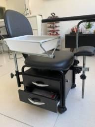 Ciranda/carrinho para manicure