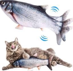 Brinquedo para gatos - peixe