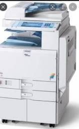 Título do anúncio: Impressora Ricoh Mp 3500 Laser ( imagem ilustrativa)