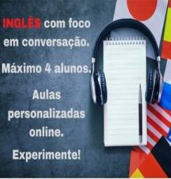 Título do anúncio: Aprenda Inglês