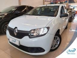 Título do anúncio: Renault Logan 1.0 12V SCE FLEX AUTHENTIQUE MANUAL