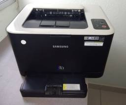 Título do anúncio: Impressora Sumsung Mod. CLP 325W Color Xpression, WIFI