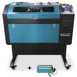 Título do anúncio: Máquina Router Corte e Gravação a Laser 60x40cm