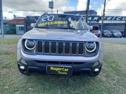 Título do anúncio: Jeep Renegade 1.8 Flex Completo Com Bancos em Couro, Midia, Baixo da Tabela