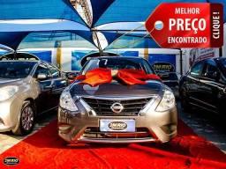 Nissan Versa 2017 1.0 12v Muito novo Único dono
