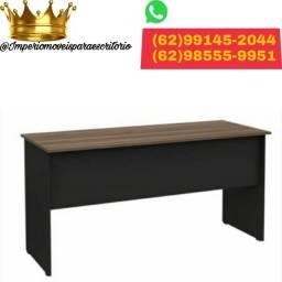 Título do anúncio: mesa pé painel 120x60 nova